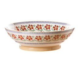KITCHEN & ACCESSORIES NICHOLAS MOSSE FRUIT BOWL - OLD ROSE