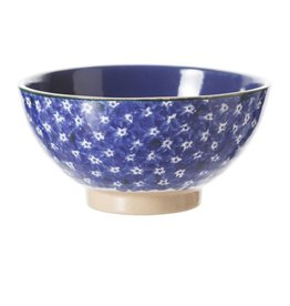 KITCHEN & ACCESSORIES NICHOLAS MOSSE VEGETABLE BOWL - DARK BLUE LAWN