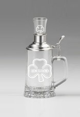 BARWARE IRELAND FATHER & SON STEIN & SHOT GLASS