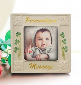 "FRAME ""PERSONALIZED"" BELLEEK 3x3"" FRAME"