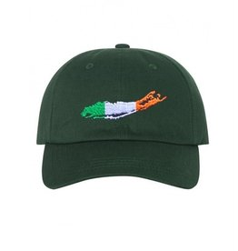 CAPS & HATS CARLETON LI IRISH BASEBALL CAP - Green