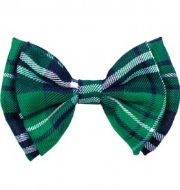 ST PATRICK'S DAY NOVELTY ST.PAT PLAID BOWTIE