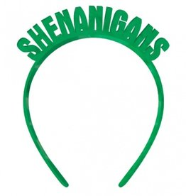 ST PATRICK'S DAY NOVELTY SHENANIGANS HEADBEAD