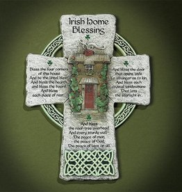 CROSSES IRISH HOME BLESSING CROSS