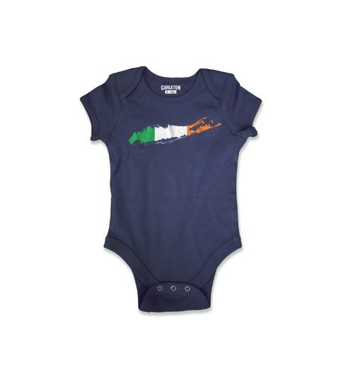 BABY CLOTHES CARLETON LI IRISH ONESIE