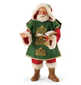 "SANTAS ""UNTIL WE MEET AGAIN"" IRISH SANTA"