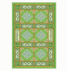 KITCHEN & ACCESSORIES TEA TOWEL - Celtic Tapestry