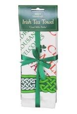 KITCHEN & ACCESSORIES TEA TOWEL - Cead Mile Failte