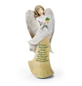 GARDEN ANGEL OF THE FOREST GARDEN BLESSING STATUE