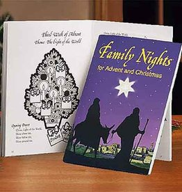RELIGIOUS FAMILY NIGHT ADVENT BOOK