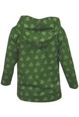 KIDS CLOTHES CROKER KIDS SHAMROCK ZIP HOODIE