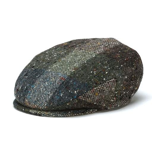CAPS & HATS VINTAGE GREEN HEATHER HANNA HAT