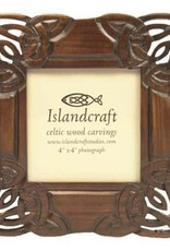 "FRAME ISLANDCRAFT 4x4"" CELTIC WOODEN FRAME"