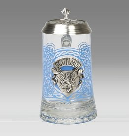 BAR GLASS SCOTLAND STEIN