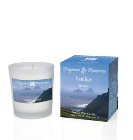 CANDLES SKELLIGS - SCENTED CANDLE