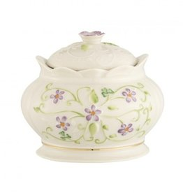 DECOR BELLEEK IRISH FLAX GIFT BOX