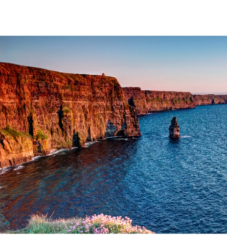 CANDLES CLIFFS OF MOHER - SCENTED CANDLE