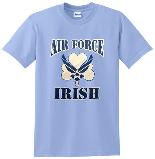 319ee602d SHAMROCK MILITARY SHIRT - AIR FORCE - Irish Crossroads