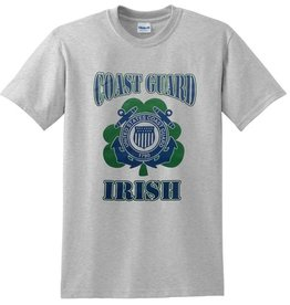 SHIRTS SHAMROCK MILITARY SHIRT - COAST GUARD