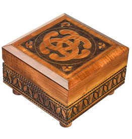 DECOR CELTIC KNOT BOX