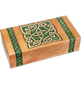 DECOR LONG CELTIC KNOT BOX