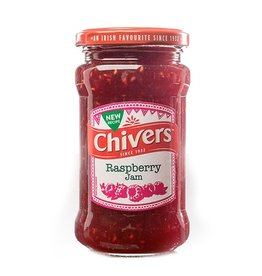 FOODS CHIVERS JAM - RASPBERRY (370g)