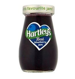 FOODS HARTLEYS BEST JAM - BLUEBERRY