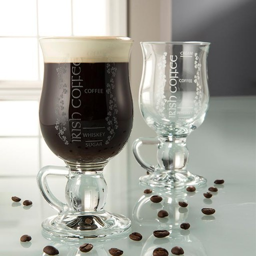 Galway Crystal Irish Coffee Gles 2