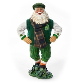 "SANTAS ""IRISH DANCER"" MUSICAL SANTA"