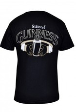 SHIRTS GUINNESS CLADDAGH T-SHIRT