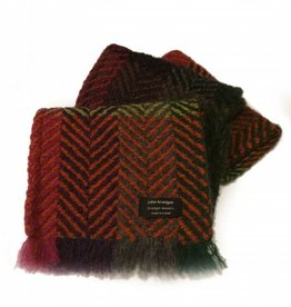 ACCESSORIES BRANIGAN WEAVERS SCARF - MULTI MULBERRY