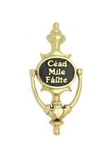 DECOR CEAD MILE FAITLE DOOR KNOCKER