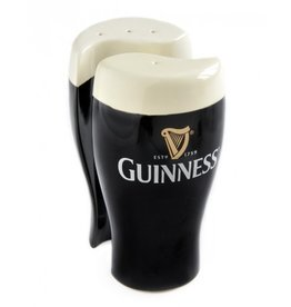KITCHEN & ACCESSORIES GUINNESS PINT SALT & PEPPER SET
