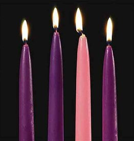 RELIGIOUS ADVENT WREATH CANDLE PACK