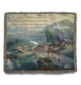 TAPESTRIES, THROWS, ETC. EMERALD VALLEY THROW