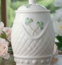 LIMITED EDITION BELLEEK SUGAR BOWL 2011 EVENT PIECE