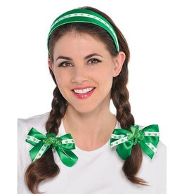 ST PATRICK'S DAY NOVELTY ST PATS HAIR ACCESSORY SET
