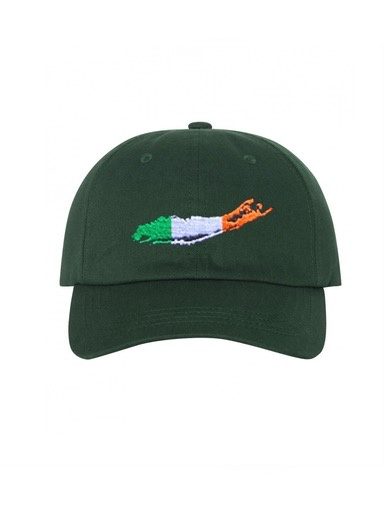 CAPS & HATS CARLETON LI IRISH BASEBALL CAP - Green