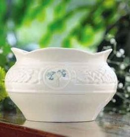 LIMITED EDITION BELLEEK CACHE POT 2009 EVENT PIECE