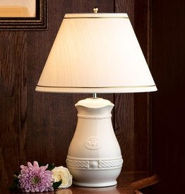 CANDLES & LIGHTING BELLEEK CLADDAGH LAMP