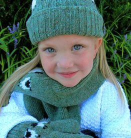 KIDS ACCESSORIES CHILDREN'S HAT, GLOVES & SCARF SET