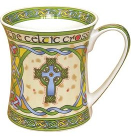 KITCHEN & ACCESSORIES CELTIC WEAVE 'HIGH CROSS' MUG