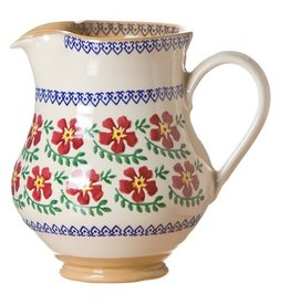 KITCHEN & ACCESSORIES NICHOLAS MOSSE MEDIUM JUG - OLD ROSE