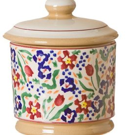 KITCHEN & ACCESSORIES NICHOLAS MOSSE LIDDED SUGAR BOWL - WILD FLOWER