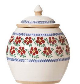 KITCHEN & ACCESSORIES NICHOLAS MOSSE COOKIE JAR - OLD ROSE