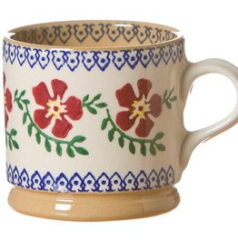 KITCHEN & ACCESSORIES NICHOLAS MOSSE SMALL MUG - OLD ROSE