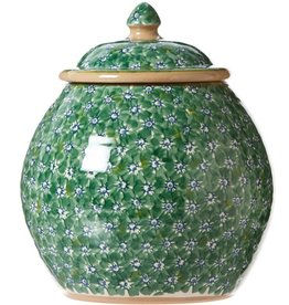 KITCHEN & ACCESSORIES NICHOLAS MOSSE COOKIE JAR - GREEN LAWN