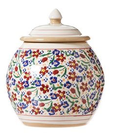 KITCHEN & ACCESSORIES NICHOLAS MOSSE COOKIE JAR - WILD FLOWER