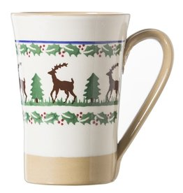 HOLIDAY NICHOLAS MOSSE TALL MUG - REINDEER