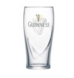 BARWARE GUINNESS GRAVITY PINT GLASS
